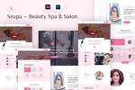 美容水疗沙龙网站