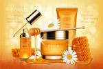 洁面护肤产品广告