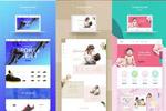 电商网页模板