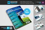 商业杂志画册模板