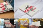 书籍封面设计样机