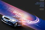 速度体验汽车广告