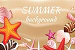 夏日促销活动元素