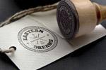牛皮纸Logo样机