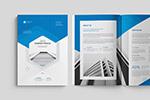 简约专业企业画册