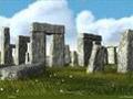 Stone landscape model