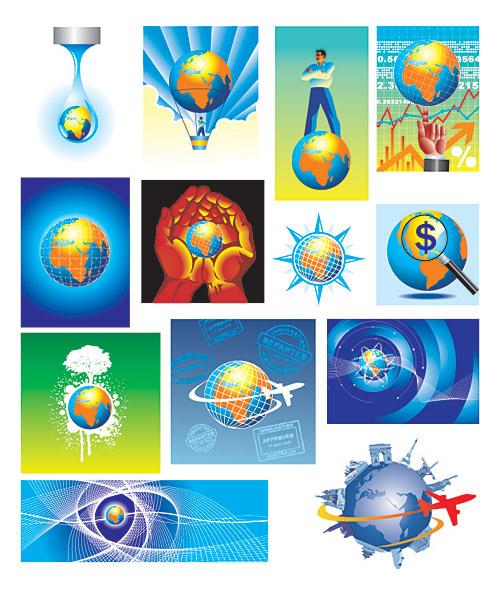 13款地球主题系列