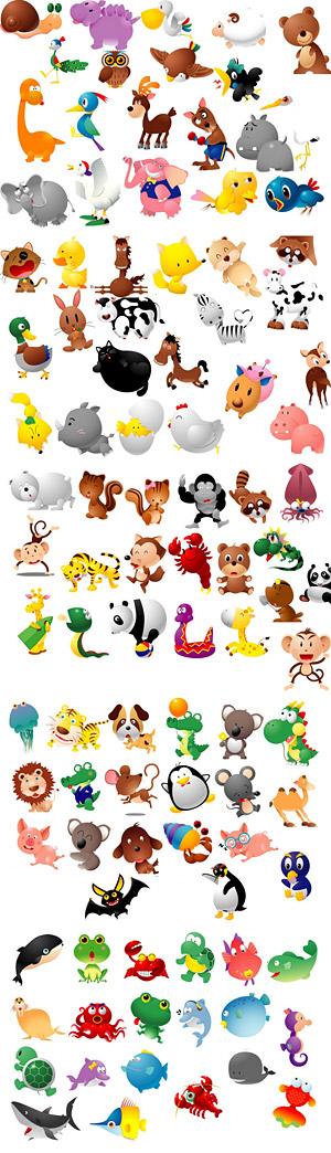 海洋动物大全图片