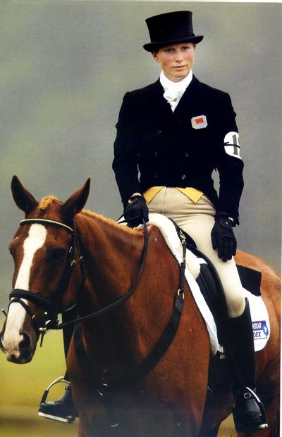 骑马的女赛手