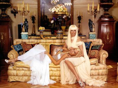金发美女 女性妇女