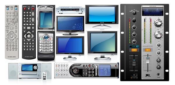 多媒体手机电器