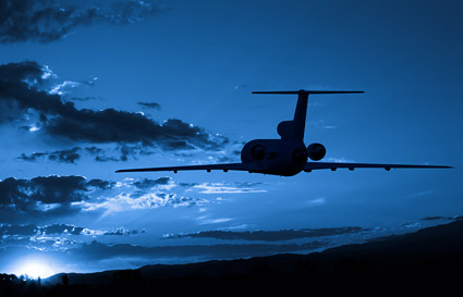 飞行的飞机2