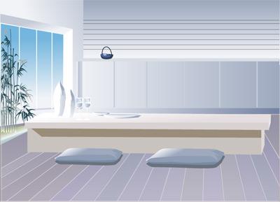 室内插画_11
