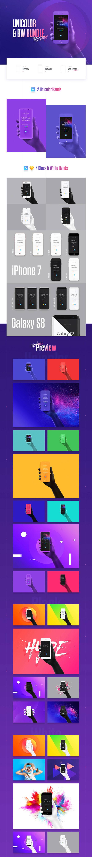 iPhone展示模型