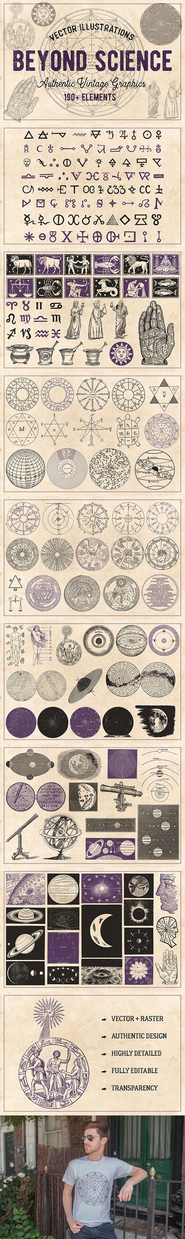 占星炼金术元素