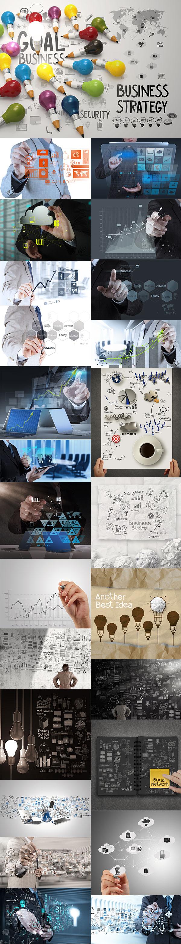 商务概念高清图片