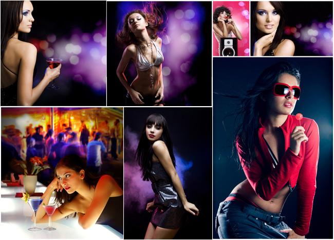 酒吧美女图片酒吧美女酒吧美女热舞图片酒吧图片