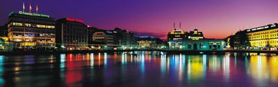 长幅城市夜景2