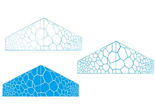 素材分类: 矢量建筑景观所需点数: 0 点 关键词: 水立方矢量素材,ai