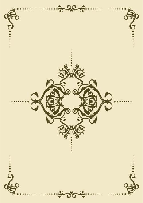 欧式花边矢量素材,eps格式,ai格式,矢量花边,花纹,矢量素材 下载文件图片