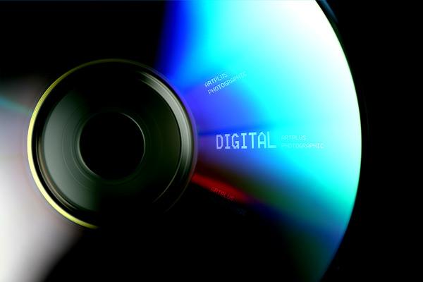 PSD光盘