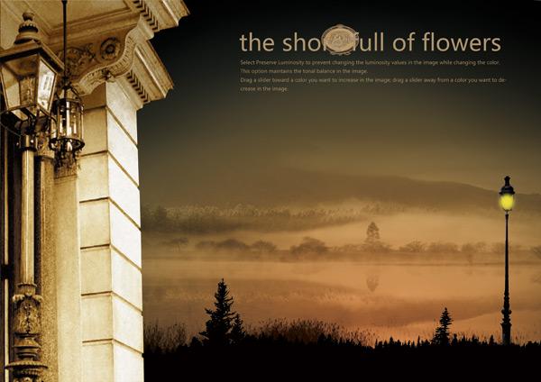 平面广告所需点数: 0 点 关键词: 欧式地产广告,欧式建筑,路灯,尺寸