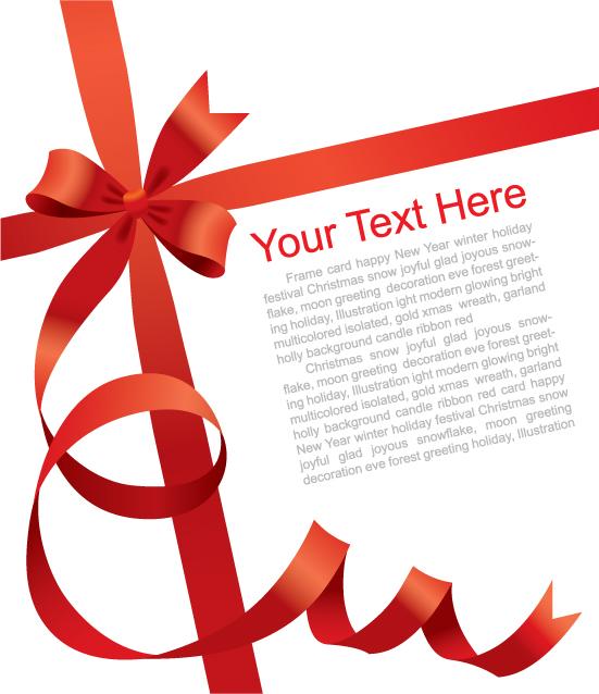 红色包装丝带蝴蝶结矢量素材,eps格式,矢量丝带,蝴蝶结,包装带,矢量