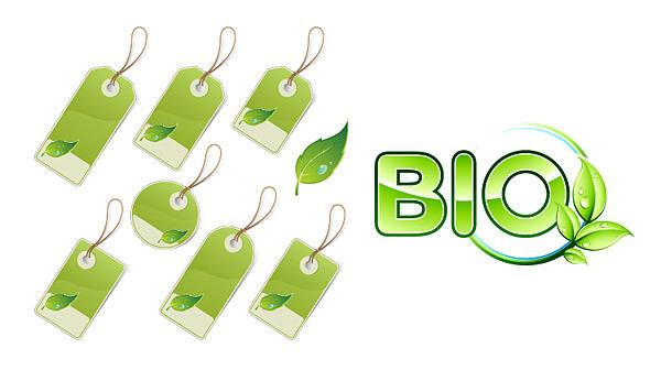 关键词: 绿色树叶标签矢量素材,eps格式,矢量图标,树叶,bio,水珠,吊牌
