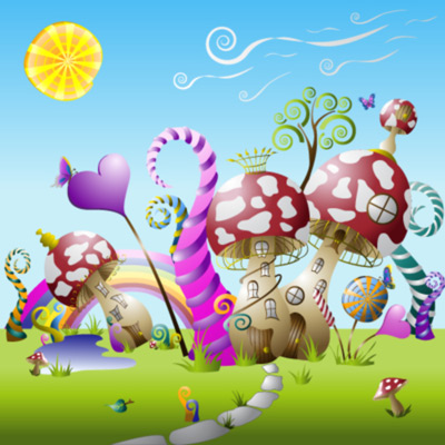 0 点 关键词: 可爱童话世界矢量素材,eps格式,矢量卡通,蘑菇,心形图片