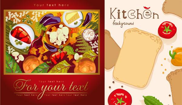 0 点 关键词: 食物蔬菜海报招贴矢量素材,eps格式,矢量食物,食品