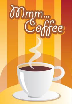 咖啡矢量素材
