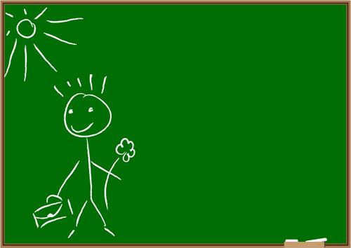 儿童 矢量/儿童涂鸦矢量