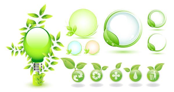 树叶 环保/树叶环保图标