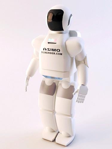 机器人模型_科幻cg - 素材中国