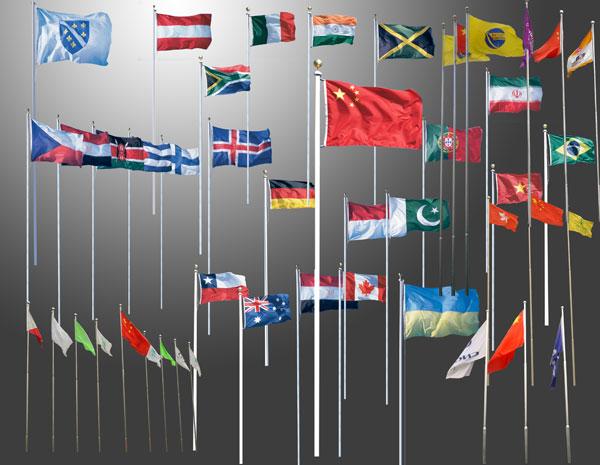 各国国旗PSD