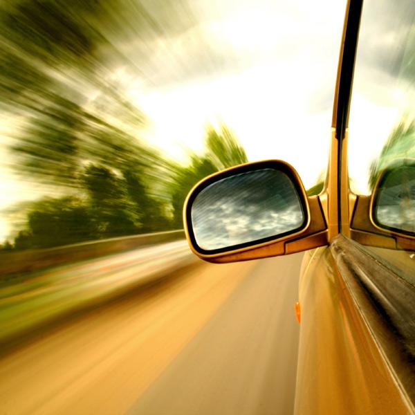 汽车倒后镜