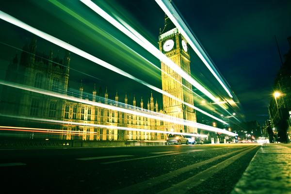 城市夜景素材3