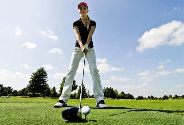 高尔夫球运动