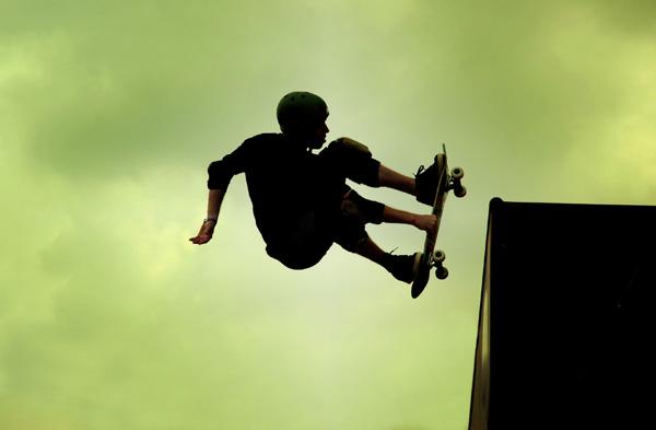 滑板运动图片3