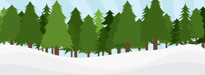 素材分类: 矢量自然风景所需点数: 0 点 关键词: 雪地松林,植物,雪地