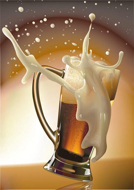 动感杯装啤酒