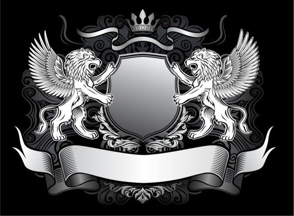 0 点 关键词: 狮子盾牌矢量素材,狮子,盾牌,花纹,欧式,花纹,皇冠