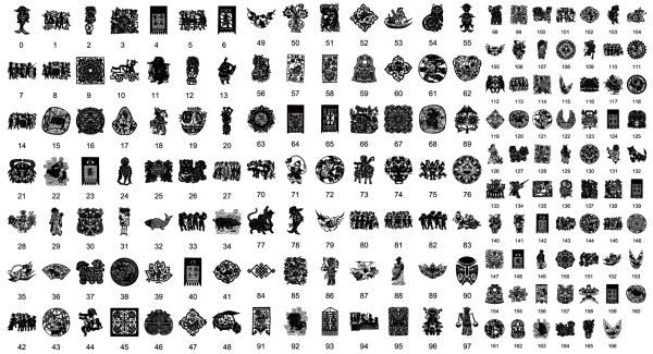 中国传统图案7