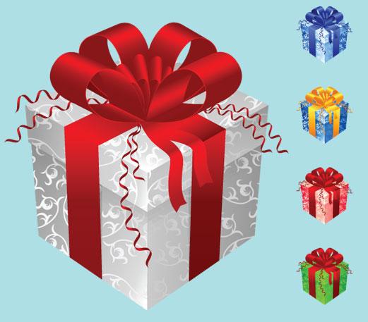 0 点 关键词: 彩色礼品包装矢量素材,礼品,包装,盒子,礼物,丝带,矢量