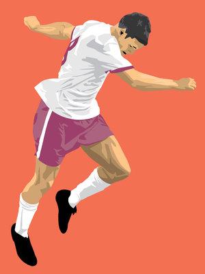 足球运动员1