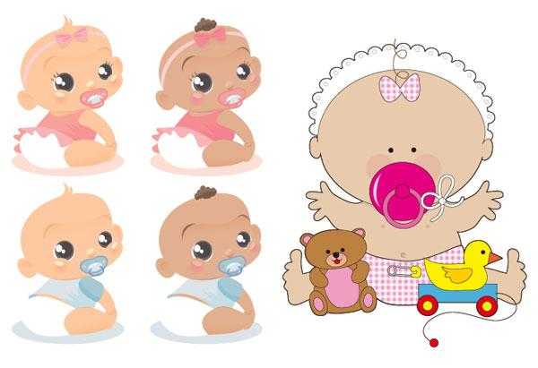 形容宝宝可爱的词语