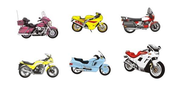 矢量摩托车