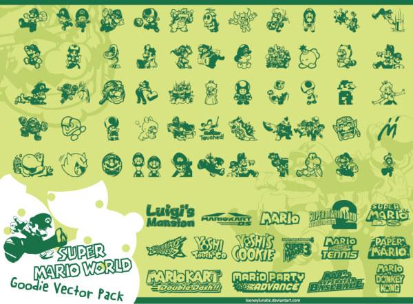 关键词: 70个超级玛丽卡通形象,超级玛丽,卡通,游戏,角色,公仔,可爱