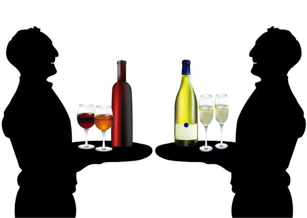 葡萄酒,酒杯图片