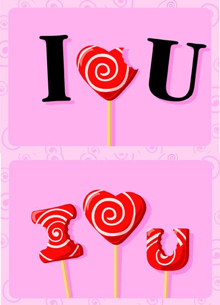 关键词: iloveyou糖果矢量素材,i,love,you,我爱你,糖果,棒棒糖,心形图片